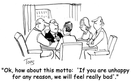 When is bad really bad in Sales? A disgruntled customer's view.