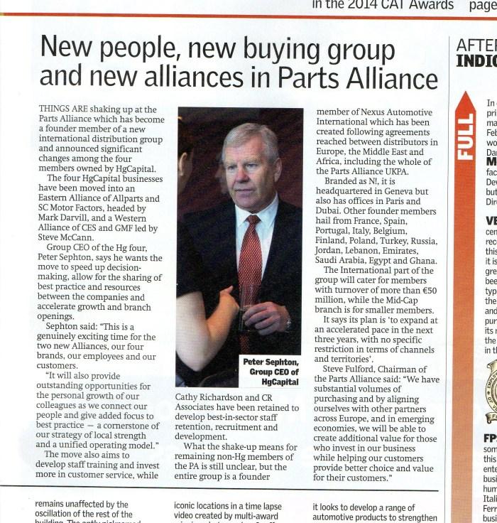 PA article